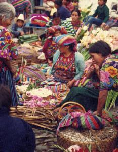 Ed Jaffe in Guatemala