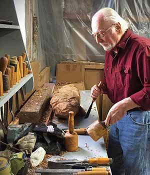 Ed Jaffe Carves his Niche