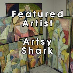 Artsy Shark Feature